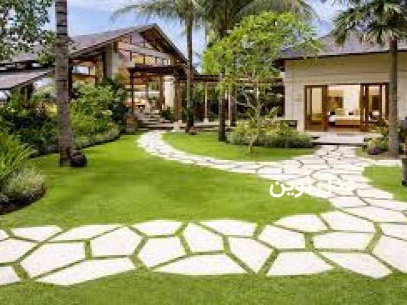 خرید و فروش زمین و باغ و باغچه