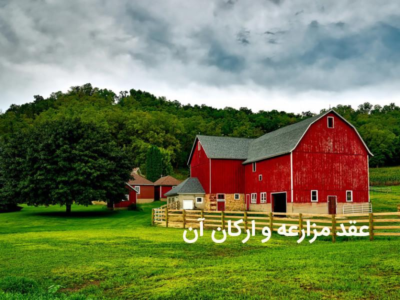 عقد مزارعه و ارکان آن