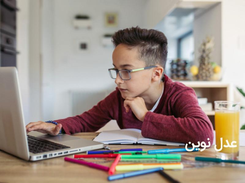 ثبت نام سجام برای کودکان