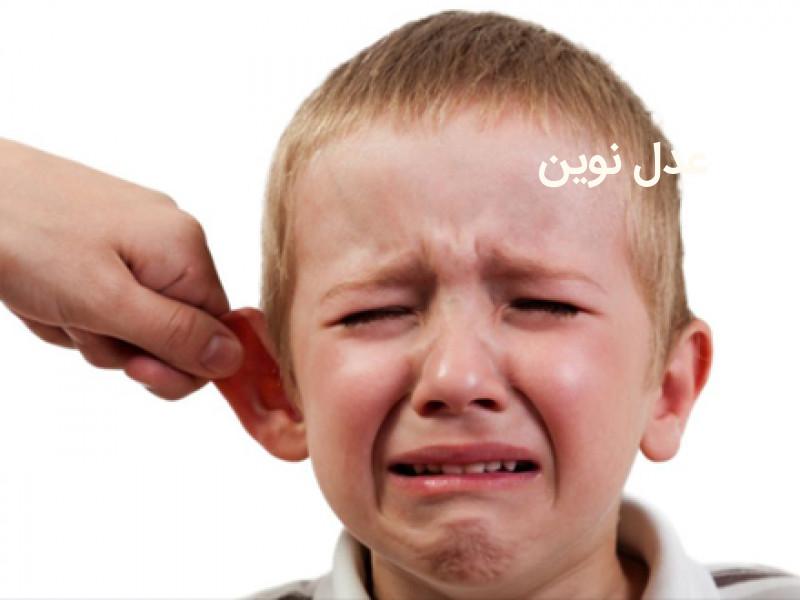 دیه پارگی ، از بین بردن و فلج کردن لاله گوش